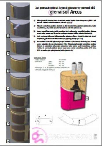 jak postavit oblouk krbove obestavby
