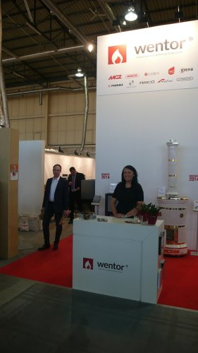 Grenaisol at the trade fair BUDMA 2014 in Poznan, Poland