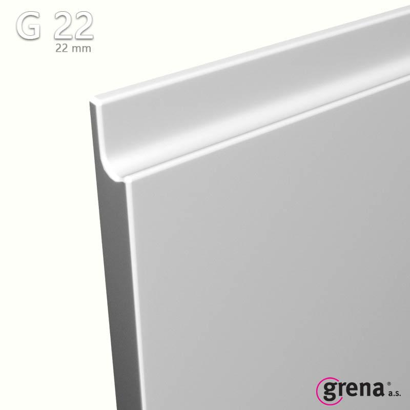 Novinka - tvar G 22