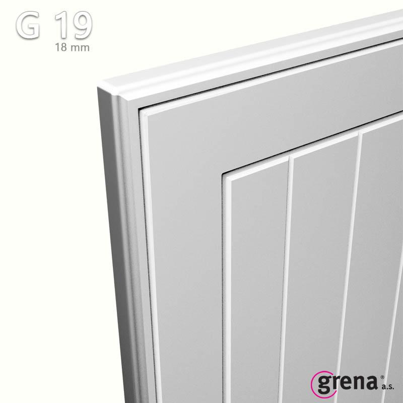 Novinka - tvar G 19