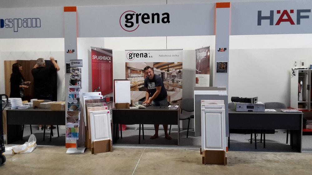 Prezentace GRENA, a.s.