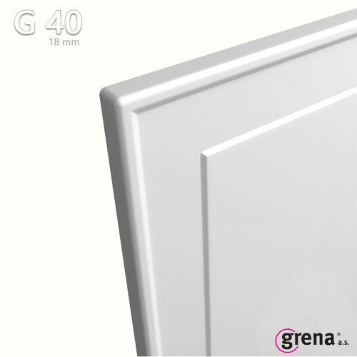 tvar G 40